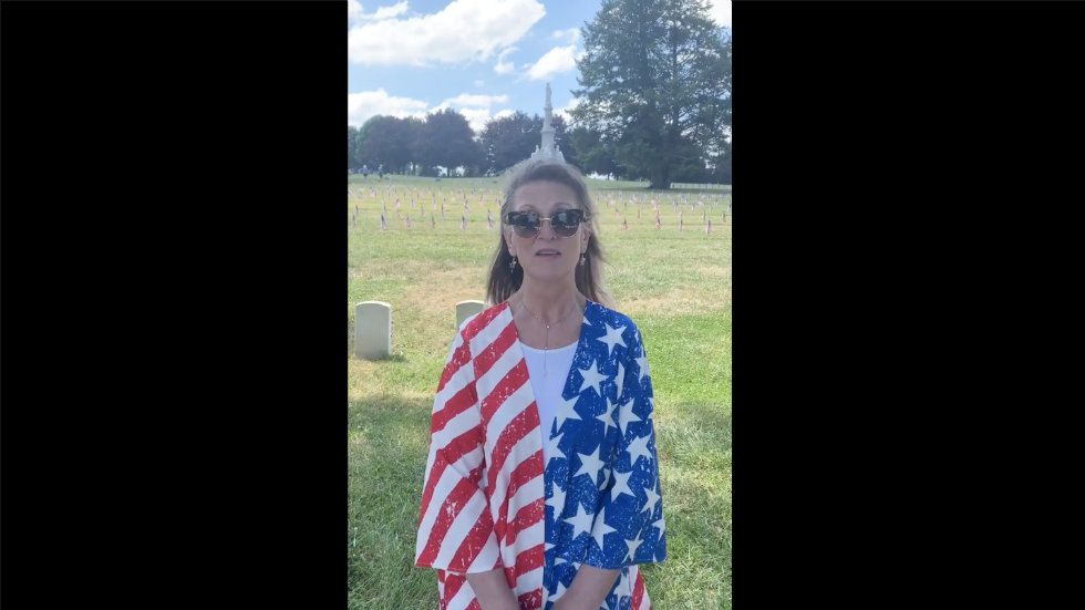 WATCH: GOP state lawmaker says she was kicked out of Gettysburg for refusing to wear mask hill.cm/Hlp8Tt5