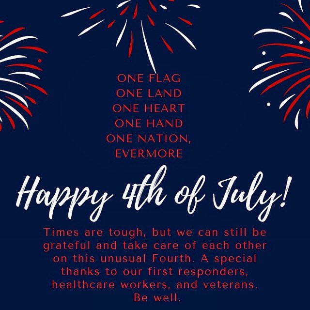 #4thofJuly #July4th2020 #independenceday2020 @KOLDNews