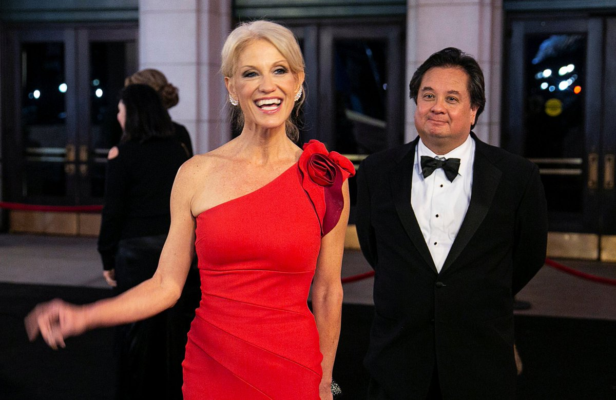 Mike Sington On Twitter Free Claudia Conway Claudiamconwayy Daughter Of Kellyanne Conway And George Conway She S A National Treasure And Must Be Protected At All Costs Https T Co 2qncb6jzvo