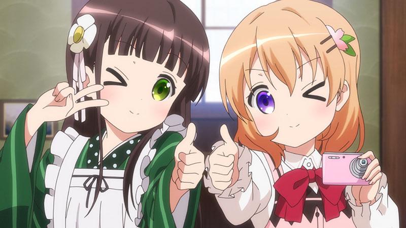 明日7/6(月)25時からBS11にてTVアニメ第2期『ご注文はうさぎですか??』再放送がスタート☆ 10月からはお待ちかね!TVアニメ第3期『ご注文はうさぎですか? BLOOM』の放送もスタート予定!今のうちに第2期のエピソードをおさらいしちゃいましょう♪ #gochiusa https://t.co/UEfMIKy3Za