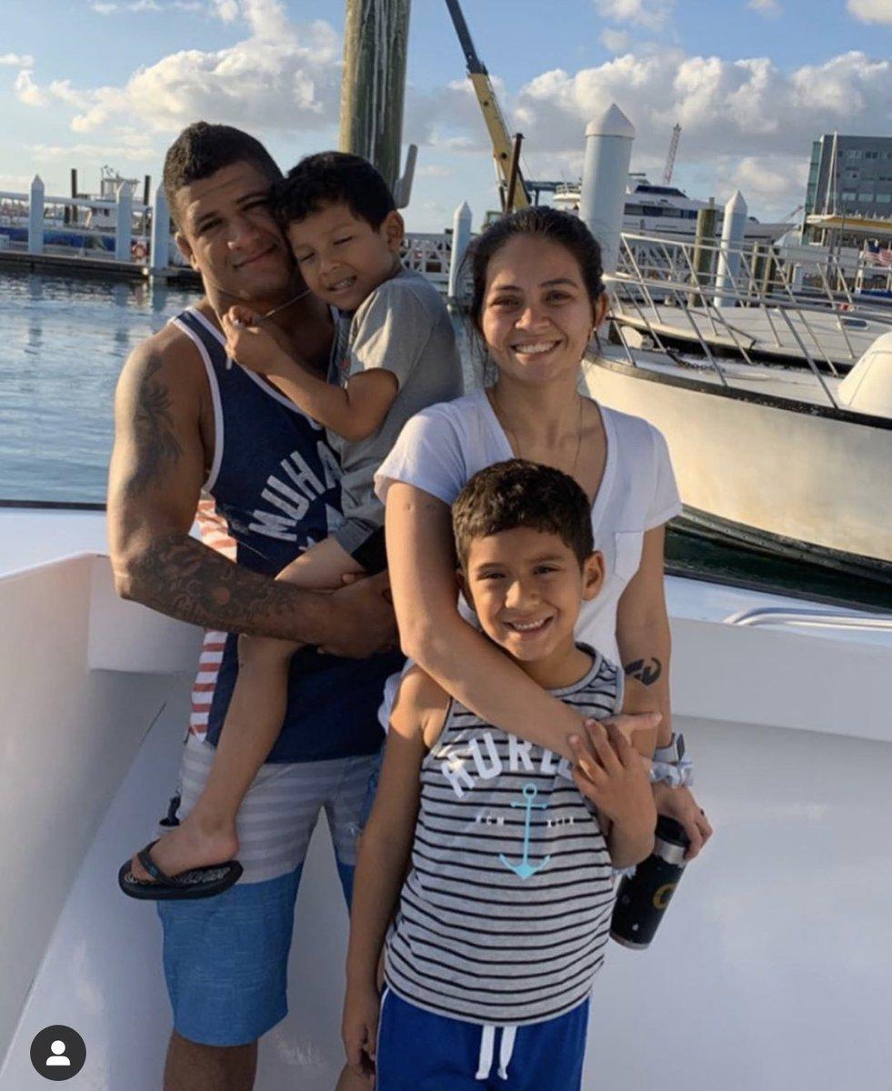 Beautiful family @GilbertDurinho 🙏🏾❤️ https://t.co/8MdjGOFpW3