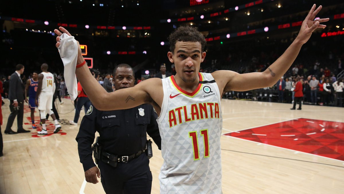 Why Trae Young's switch to Klutch Sports shouldn't fuel more silly Lakers rumors  #TrueToAtlanta #AtlantaHawks #Atlanta #Hawks #LakeShow #LosAngelesLakers #LosAngeles #Lakers #TraeYoung  Read More - https://t.co/icmOgNtK47 https://t.co/otyPVEp519