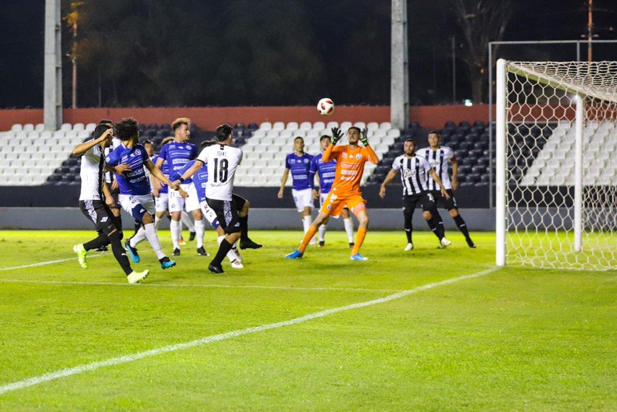 #Amistoso   Libertad 0-1 Sol de América  ⚽18'ST Federico Jourdan   (📸Prensa Clubes)  #DeporteTotal https://t.co/Kdtju1w67Z