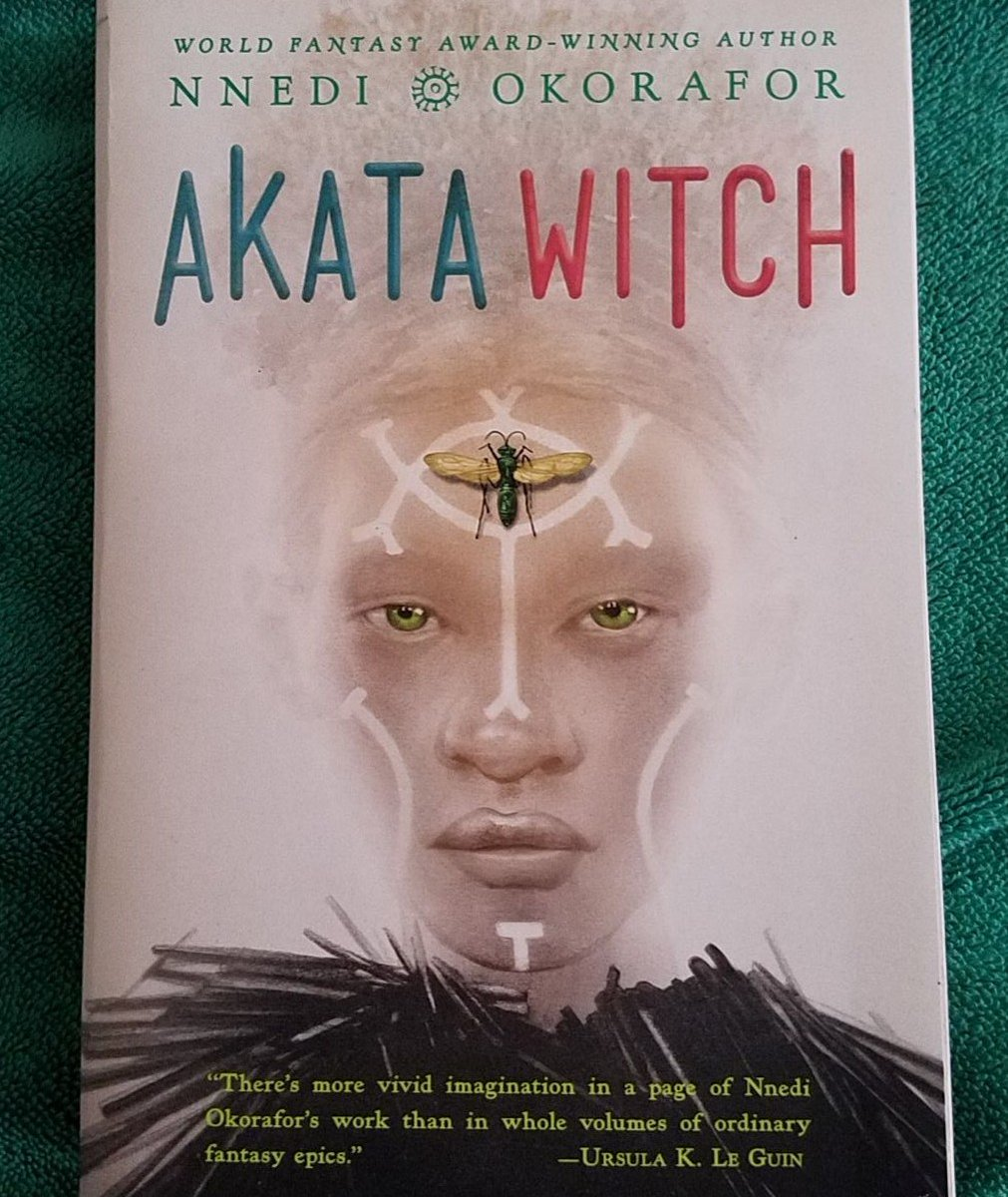 """We couldn't go to the beach this holiday weekend, but that doesn't mean we can't spend the time with a good book. Can't wait to dive into """"Akata Witch"""" by Nnedi Okorafor. What are you reading? . #BookIt #GetLit #HappyReading #HolidayWeekend #SciFi #Books #Read #July4thpic.twitter.com/tVHDIRPUM4"""