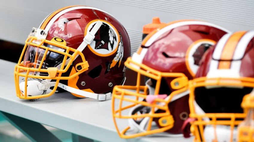 The Redskins are expected to change their name by September, per @mikeallen.