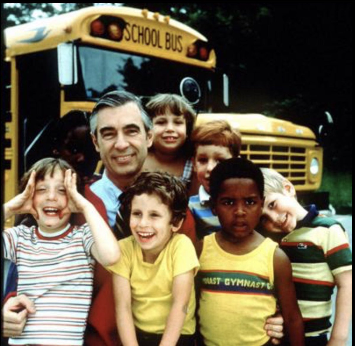 The Legacy of Mr. Rogers Lives on in the Hearts of Us All.  #MrRogersNeighborhood #Television #TV #Schoolpic.twitter.com/tq1L0GRaIl