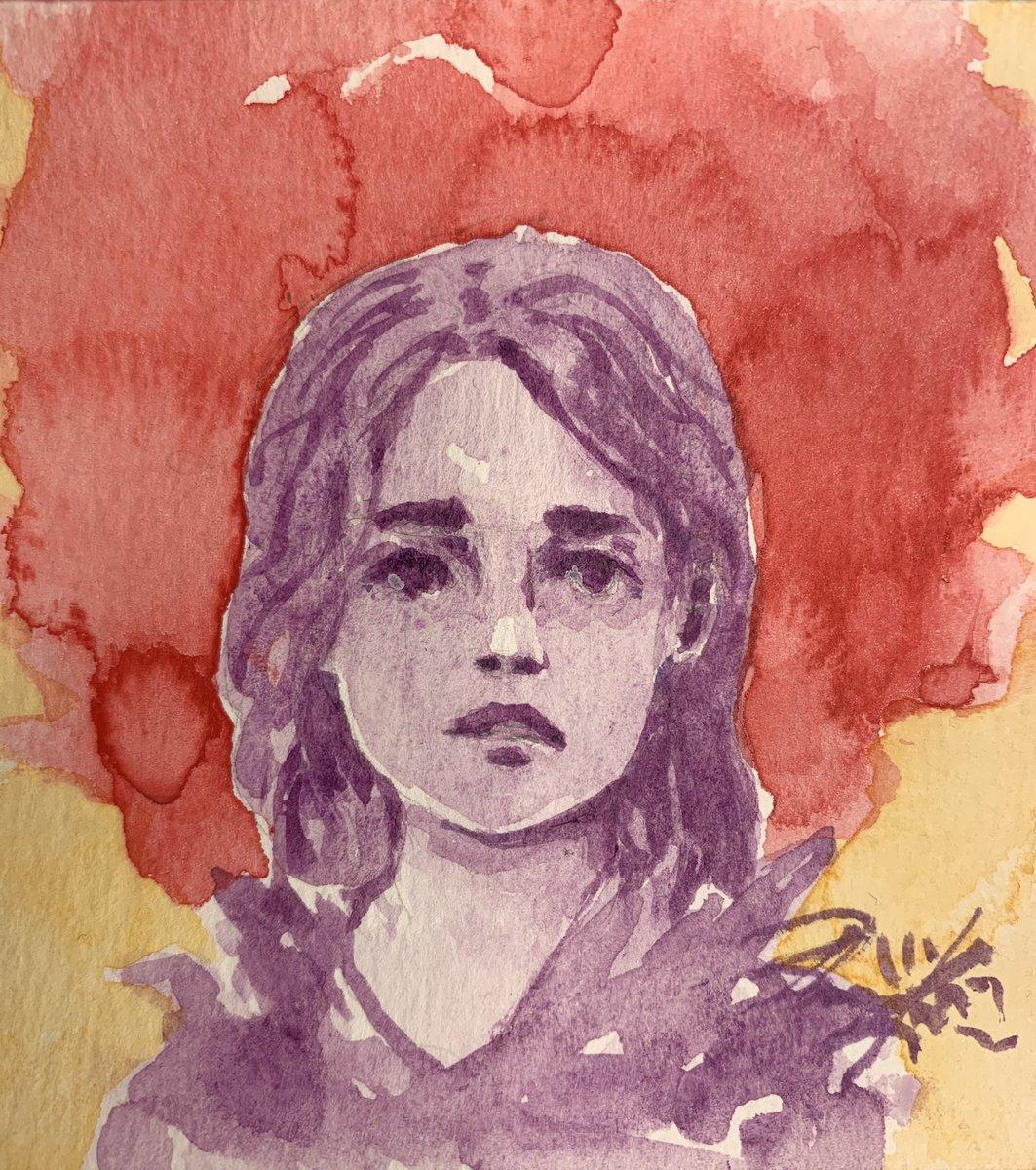 """Longing.""   #OsoAstral #Art #Mixedmedia #Painting #Drawing #Watercolor #Ink #Graphite #Gouache #InstaArtist #TexasArtist #ElPasoArtist #ElPasoStrong #Schmincke #Winsorandnewtonpic.twitter.com/EKR1QGNbdY"