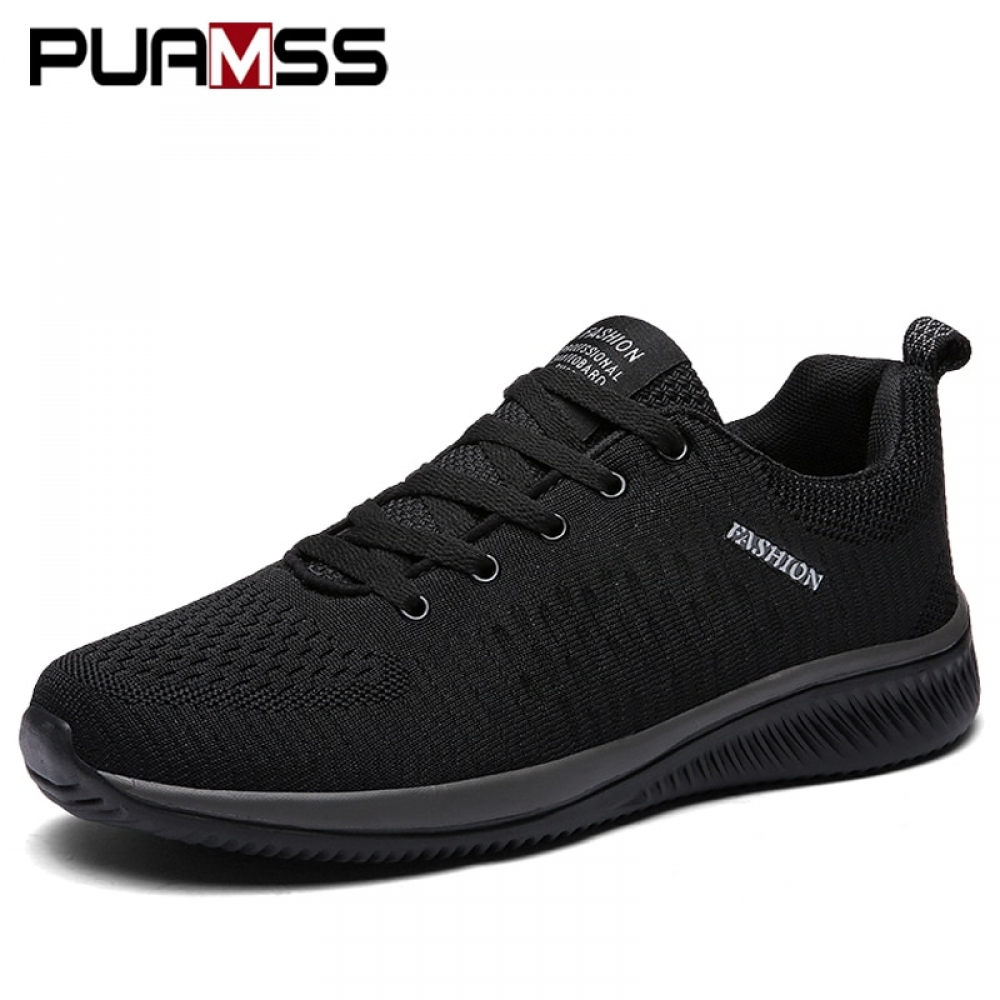 #fashionable #design New Mesh Men Casual Shoes Lac-up Men Shoes Lightweight Comfortable Breathable Walking Sneakers Tenis masculino Zapatillas Hombrepic.twitter.com/WjZeBYXeTM