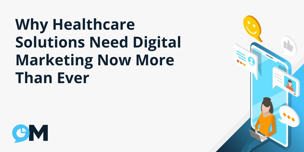 Traditional healthcare solution sales is costly, outdated, and ineffective in the modern world. The solution? Digital Marketing. Here's why. #DigitalMarketing #marketingblog #marketingtips #hcsm #healthcare  https://www.growwithom.com/blog/healthcare-solutions-need-digital-marketing-now-more-than-ever/…pic.twitter.com/y3VBeANCWe