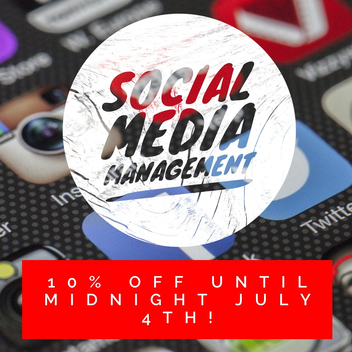 HAPPY 4TH!! We are 10% off of social media services until midnight tonight to celebrate! Shop all of our business services TODAY, LINK IN BIO! #dallastx #marketingagency #marketingstrategy #marketingtips #mindyobizz_inc #mindyobusinessinc #marketingstrategy #onlinemarketingpic.twitter.com/RRNvc14OSM