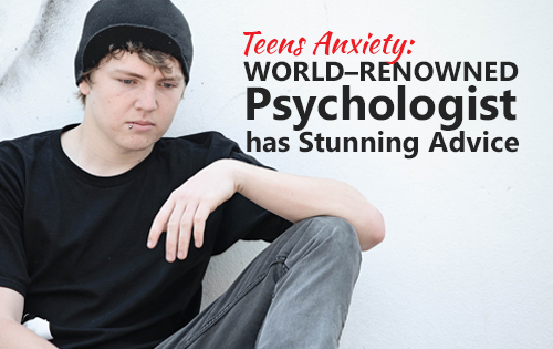 WORLD–RENOWNED Psychologist has Stunning Advice to help #Kids Struggling with Anxiety: http://dld.bz/g8Rsmpic.twitter.com/fFXd840feH