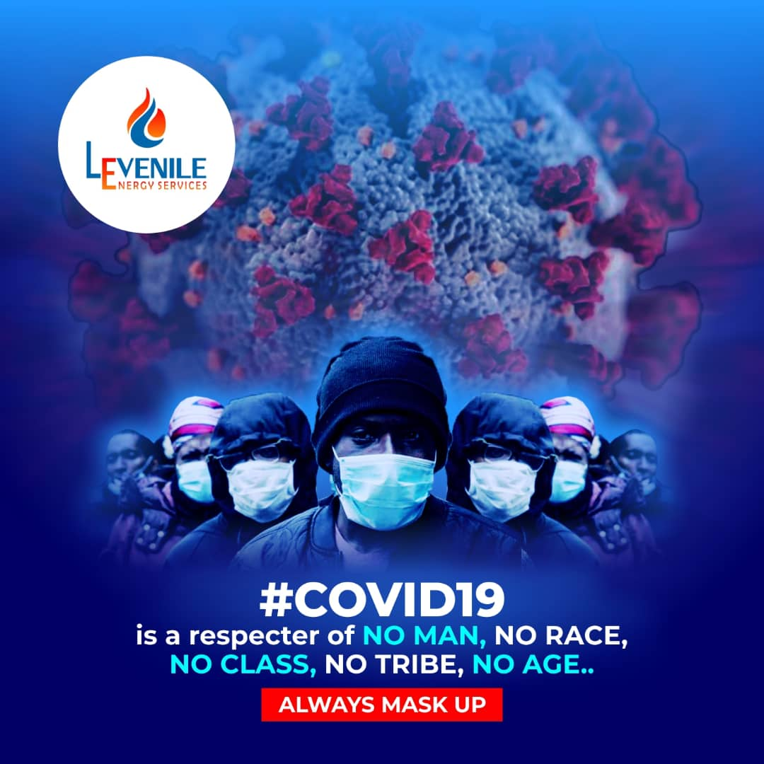 We are still at the period of the COVID-19 Pandemic, so let's ALWAYS put on our mask and maintain social distance.  #COVID19Nigeria #MaskUp #StaySafe https://t.co/2d8GWweGhH