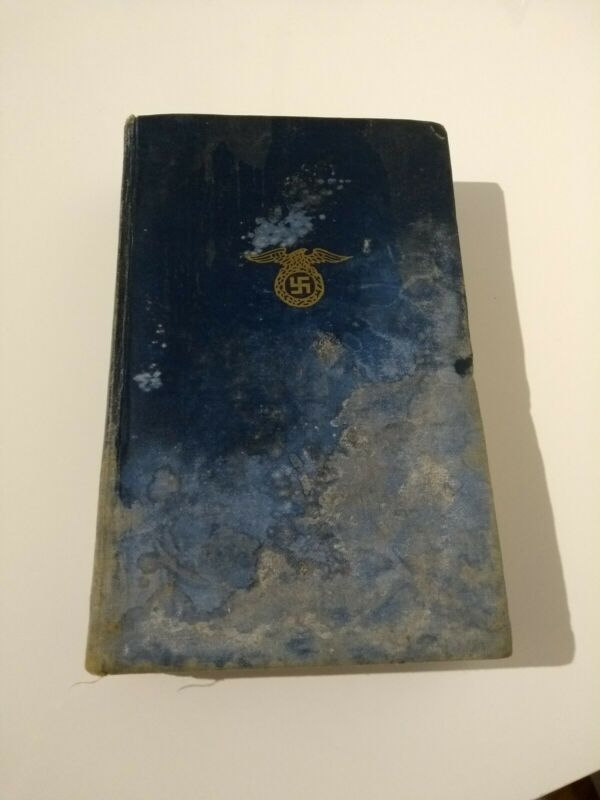 Mein Kampf By Adolf Hitler Unexpurgated version (1939)  ( English 1st edition)  http://rover.ebay.com/rover/1/711-53200-19255-0/1?ff3=4&pub=5575170770&toolid=10001&campid=5338080991&customid=&mpre=https%3A%2F%2Fwww.ebay.com%2Fitm%2FMein-Kampf-Adolf-Hitler-Unexpurgated-version-1939-English-1st-edition-%2F153986941398…pic.twitter.com/0zv8zhfznv  by Book Rarities