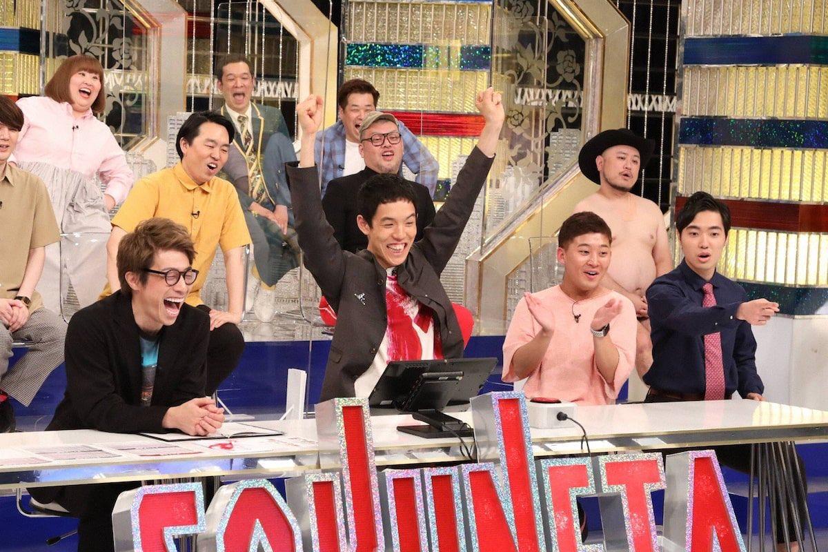 お笑いG7サミットありがとうございました都築氏に5万。。そしてこの後16時から「笑撃!SOKUNETAバトル」に出演させていただいてますー1人の人を笑わせ、勝ち抜けるかご注目を。