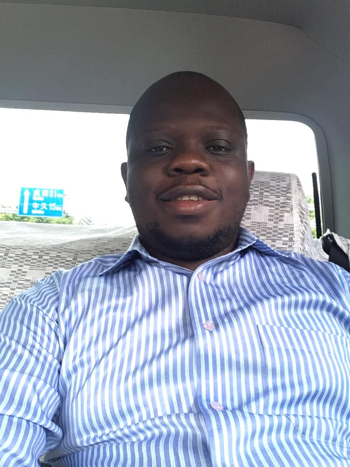 Wow   Nigerian Lecturer and PhD student at Tsukuba University, Ikenna Nweke has been commended by the Japanese Police for his honesty, after returning a wallet with a huge amount of money and credit card he found.  He refused to accept a reward.  Nigeria's Govt has also comm https://t.co/ldgqyocEhY