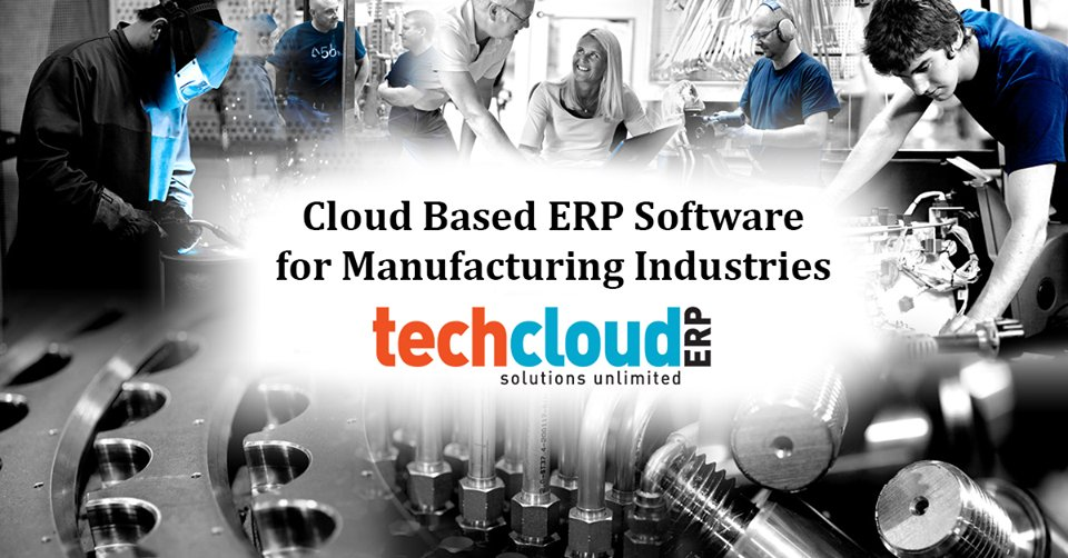 #TechCloudERP solution for #manufacturingindustry addresses all the problems faced by manufacturers. Tech Cloud ERP take great pride in offering cloud-based #ERPsoftware, which is highly scalable, flexible and faster manufacturing solutions for the manufacturing sectors. pic.twitter.com/idh6lxNVmk