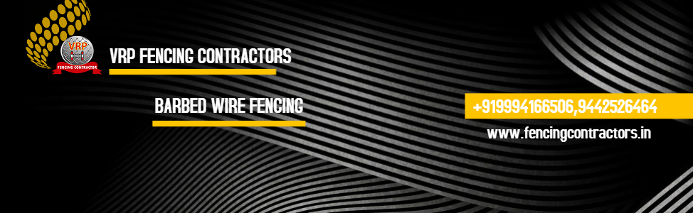 Fencing contractors in Coiambartor  VRPFence http://www.fencingcontractors.in VRP FENCING CONTRACTOR 4.6 42 Google reviews Fence contractor in Chennai, Tamil Nadu Address: 33, Chengalneer Pillaiyar Koil St, Vinayaka Nagar Colony, Mylapore, Chennai, Tamil Nadu 600004  Phone: 9994166506 pic.twitter.com/1NAexrvwTd