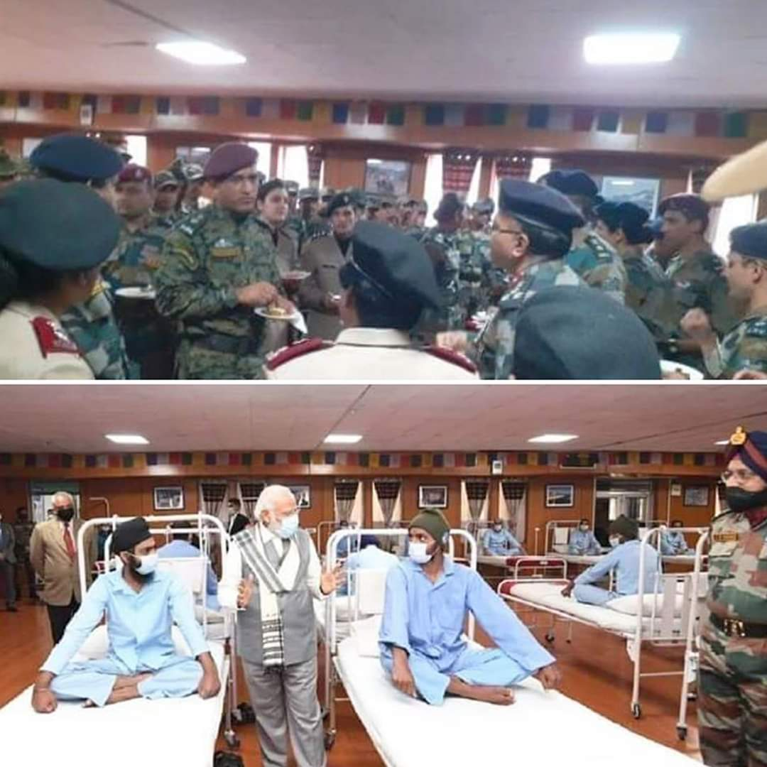 @the_pieface  When Indian cricket captain visited,  it was a conference hall, to host meetings.  Now it's a hospital.....  #HowdyModi https://twitter.com/FriedrichPieter/status/1279277421162721280…pic.twitter.com/bAX4Lm7BXW