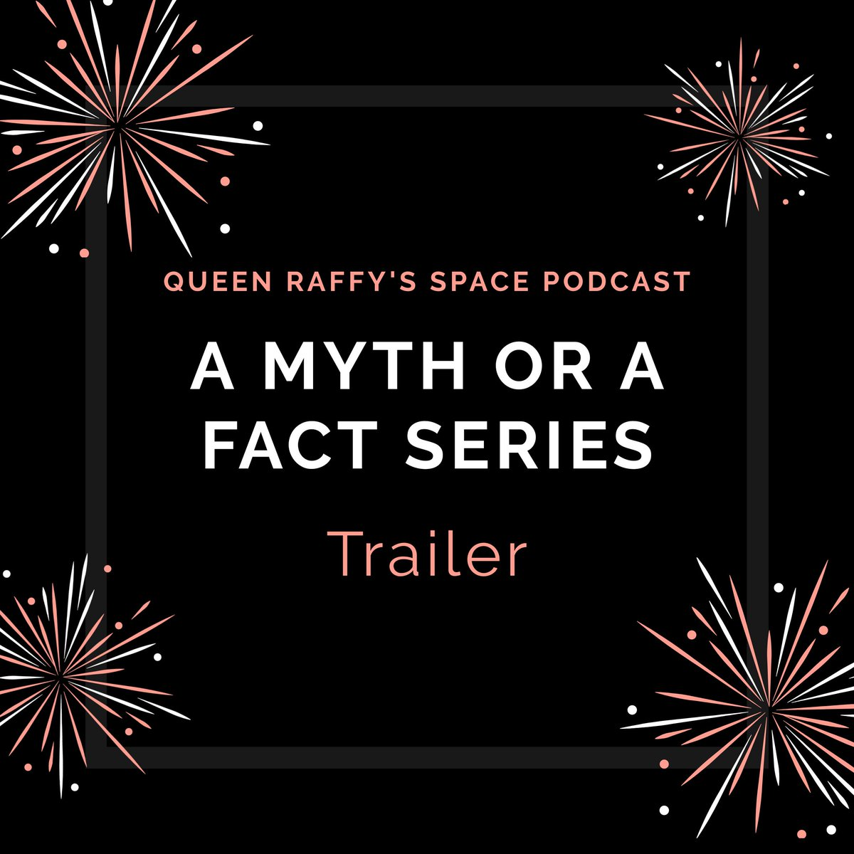 A new segment Alert!!!!!!!Listen to Queen Raffy's Space to find out what it would be about...👇🏿 AMythorAFact Trailer 👇🏿 https://t.co/o2MYgLfG7I #Podcast #PodernFamily  #Podcastsonspotify #PodsInNaija #PodcastsRecommendation #SundayThoughts  #sundayvibes https://t.co/KBdk0uB1y7