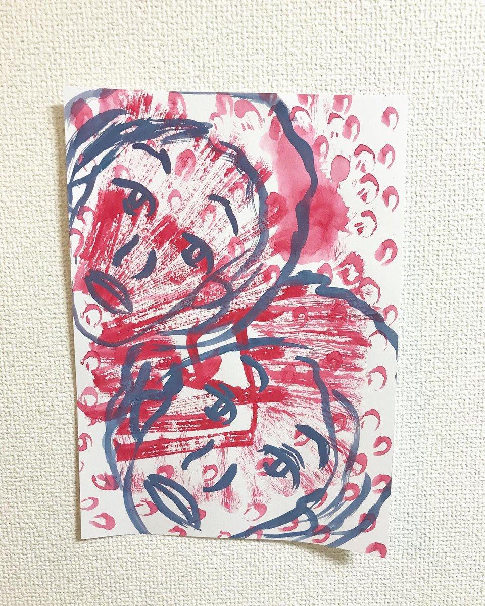 作品完成。 PLAYTHEHOPE 作品No.7296   #art  #japan #drawing #originalart   #Watercolor   完成作品10000枚達成まで、   あと2704枚。   PLAYTHEHOPEへのメッセージは↓ playthehopekanaki@gmail.com