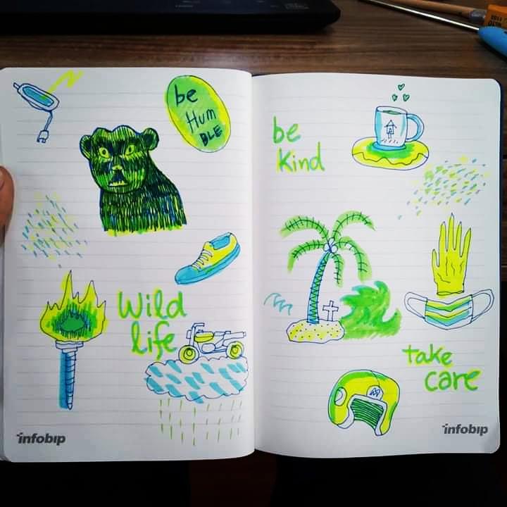 #illustration #drawing #justdraw #art_daily #drawdaily #paintagram #ilovetodraw #illustrationgram #illustratorlife #instadraw  #sketchbook #sketch #doodle #tanintumth