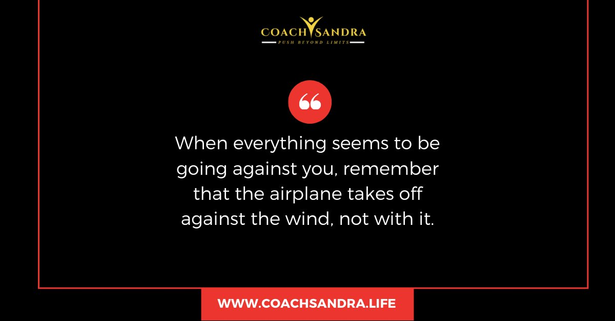 Remember this and don't loss hope and you will reach your destiny like the plane.  Get more tips and learn with coach Sandra.  #Coach #coaching #lifecoach #realtionshipcoach #goodrelations #happiness #happylife #peace #smile #love #care #goodlife #enjoy #enjoylife #makehappy https://t.co/8S5UTQBLK5