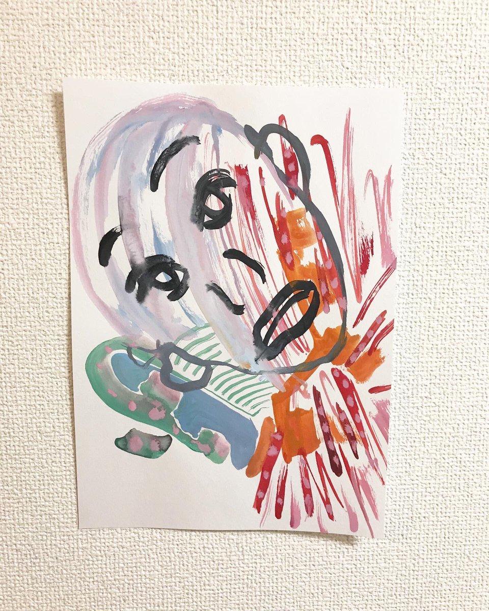 作品完成。 PLAYTHEHOPE 作品No.7298   #art  #japan #drawing #originalart   #Watercolor   完成作品10000枚達成まで、   あと2702枚。   PLAYTHEHOPEへのメッセージは↓ playthehopekanaki@gmail.com