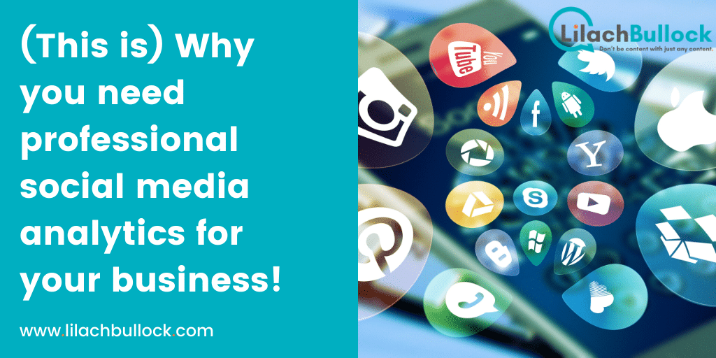 (This is) Why you need professional #SocialMedia analytics for your business! #MarketingSoftware #MarketingTips @Quintly https://lilach.online/31WzfkOpic.twitter.com/GkZz9D2HM7