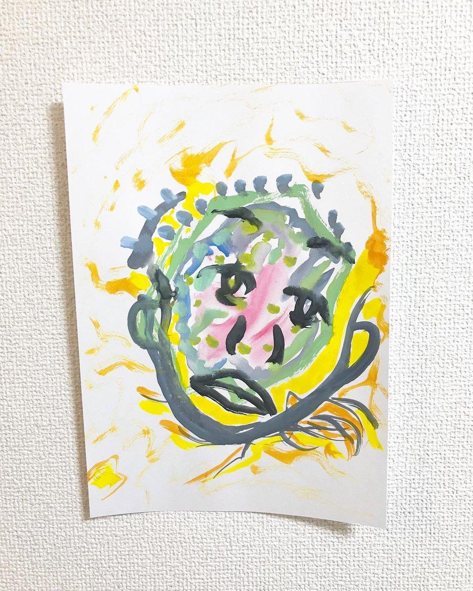 作品完成。 PLAYTHEHOPE 作品No.7299   #art  #japan #drawing #originalart   #Watercolor   完成作品10000枚達成まで、   あと2701枚。   PLAYTHEHOPEへのメッセージは↓ playthehopekanaki@gmail.com