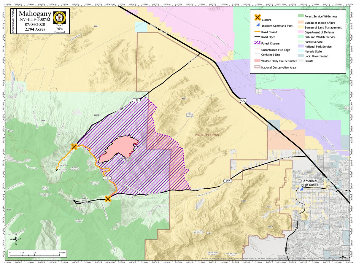 #MahoganyFire is 94% contained tonight. Here is a PIO Map with Closures. For additional information click below. https://t.co/YNBiaCYswf https://t.co/9eE3NhAyHq
