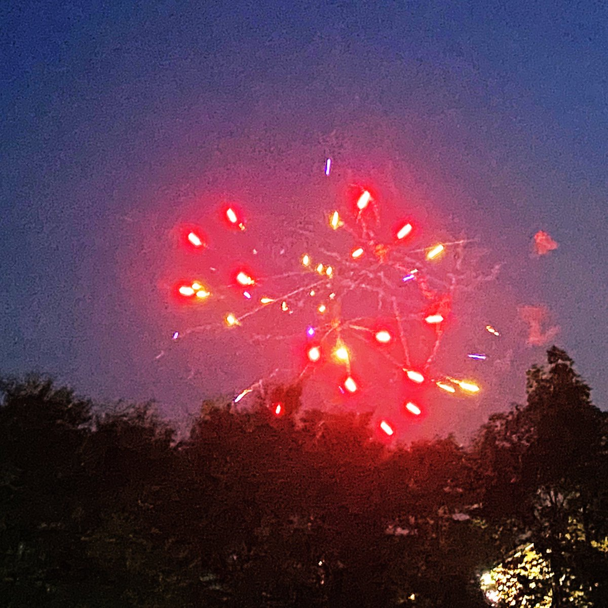 """""""And The Rockets Red Glare..."""""""