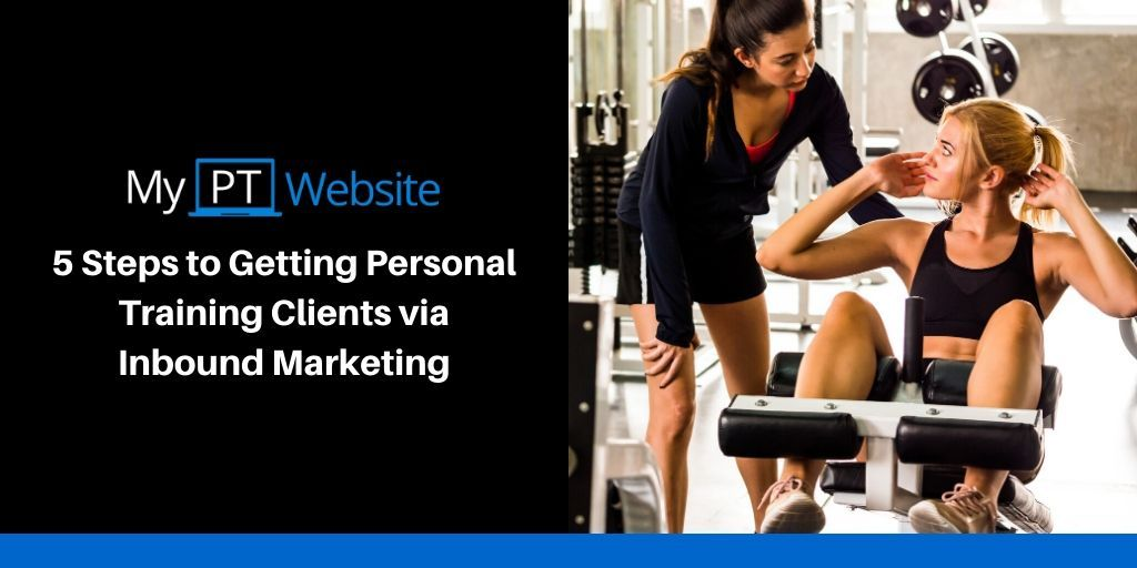 You've heard of inbound marketing but you don't know how to use it to get more #personaltraining clients? Read on!   https://buff.ly/2NkA0P5  by @myptwebsite #fitnesspic.twitter.com/qgo6IDRf9M