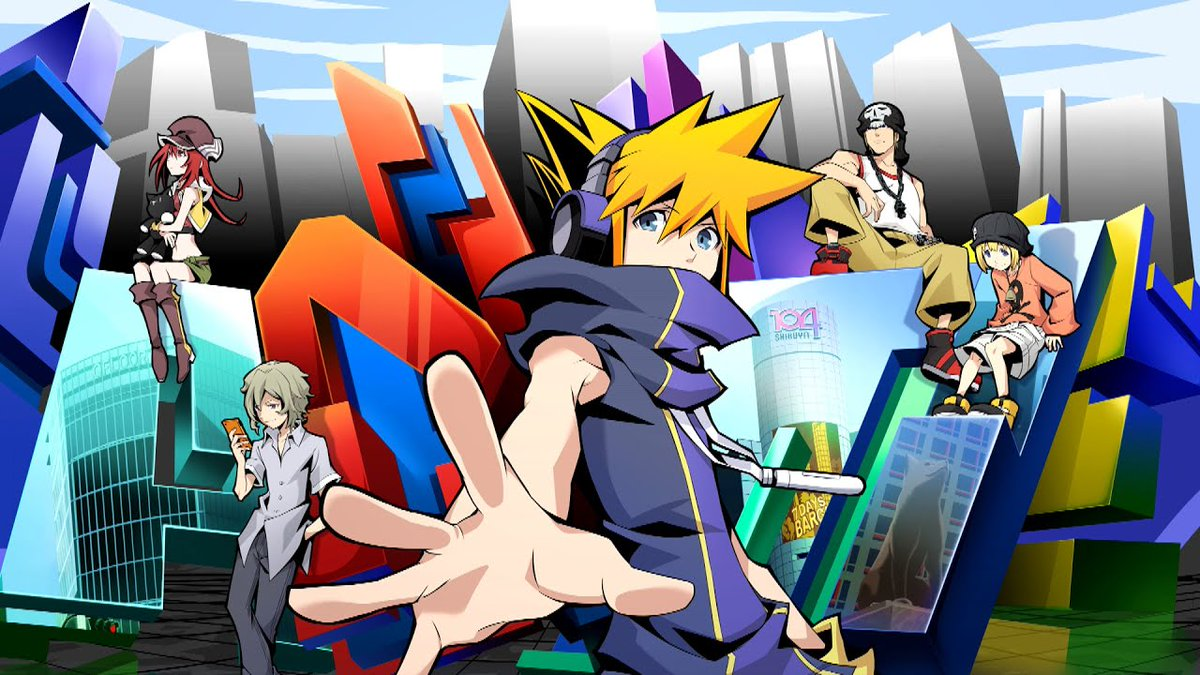 If you were in the #TWEWY universe, who would be your partner, real life or fictional, in the Reaper's Game?