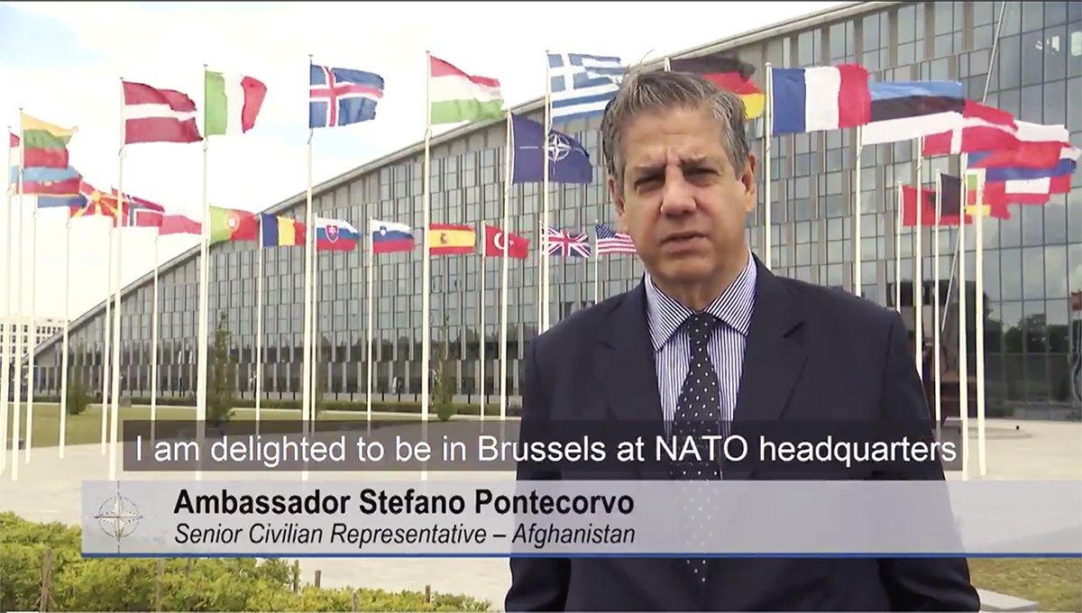 Taliban violence is unacceptable, it has to go down: NATO SCR  https://t.co/eN0KiI5LpU https://t.co/1v1B3UITrn