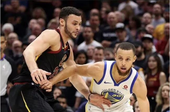 騎勇對決第五季?Curry回應小Nance:勇士4場勝出!-黑特籃球-NBA新聞影音圖片分享社區
