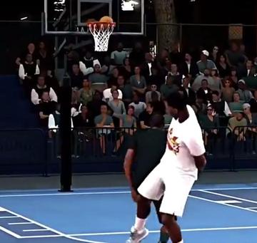 【影片】美媒惡搞2K Perkins吊打杜蘭特,逆天隔扣+騎跨羞辱,Perkins:日常操作!-籃球圈