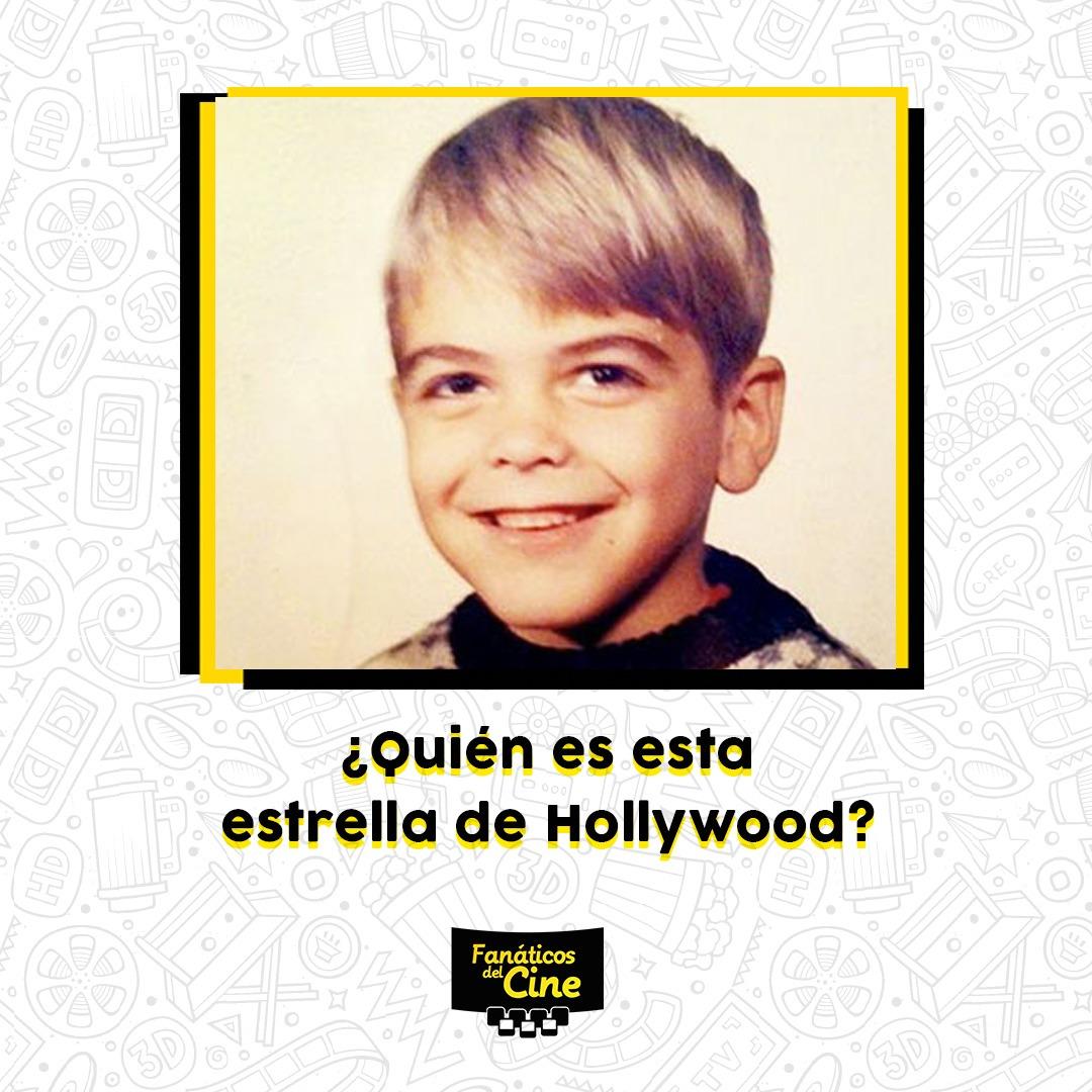 #Adivinar 👶 ¿Qué estrella de Hollywood aparece en esta foto cuando era un niño? Deja tu respuesta en los comentarios. https://t.co/Jm3g7bwJ6C