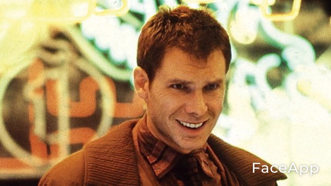 blade runner if harrison ford was better at acting