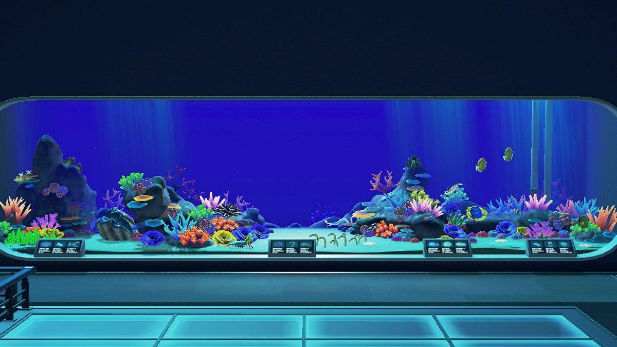 水族館 あつ 森