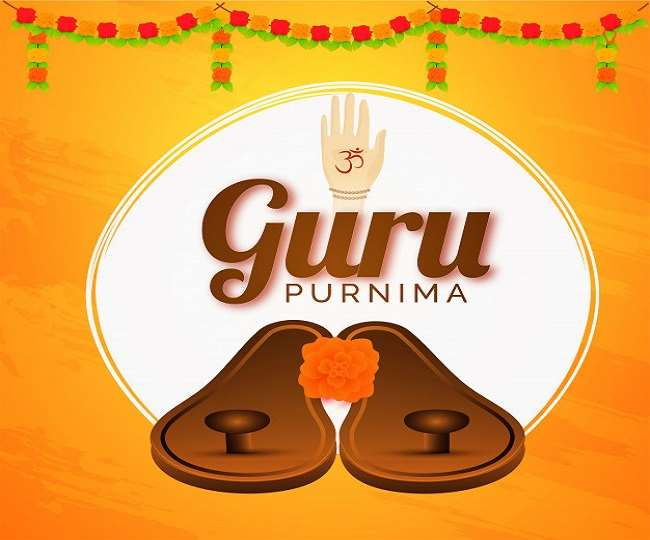 Happy #GuruPurnima  IMAGES, GIF, ANIMATED GIF, WALLPAPER, STICKER FOR WHATSAPP & FACEBOOK