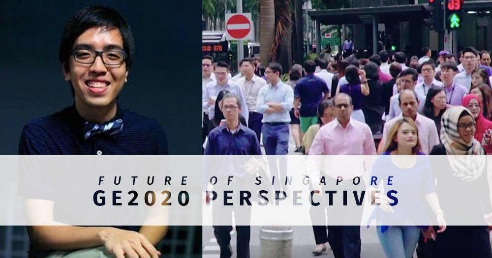 #GE2020 Young S'poreans need to keep asking hard questions on how the govt shapes policies https://t.co/1tgNR3r1Zm https://t.co/lF54yOduS6