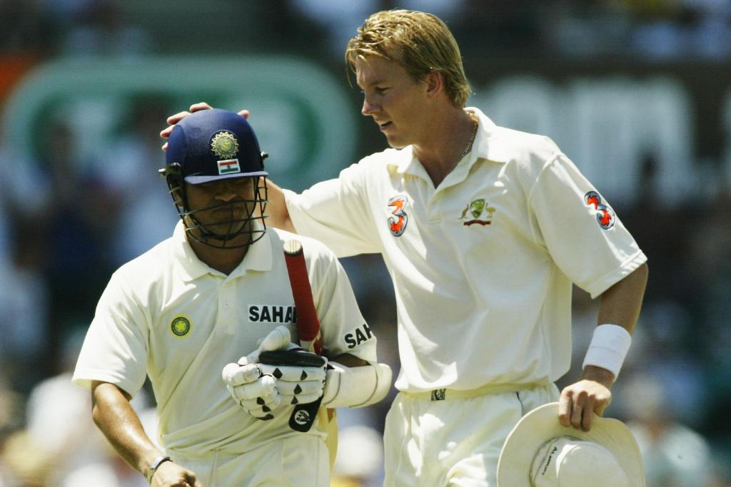 #DidYouKnow Australia quick Brett Lee has dismissed legendary India batsman Sachin Tendulkar most number of times in international cricket – 1⃣4⃣