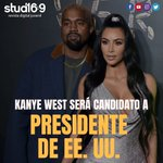 Image for the Tweet beginning: KAYNE Y KIM QUIEREN LA