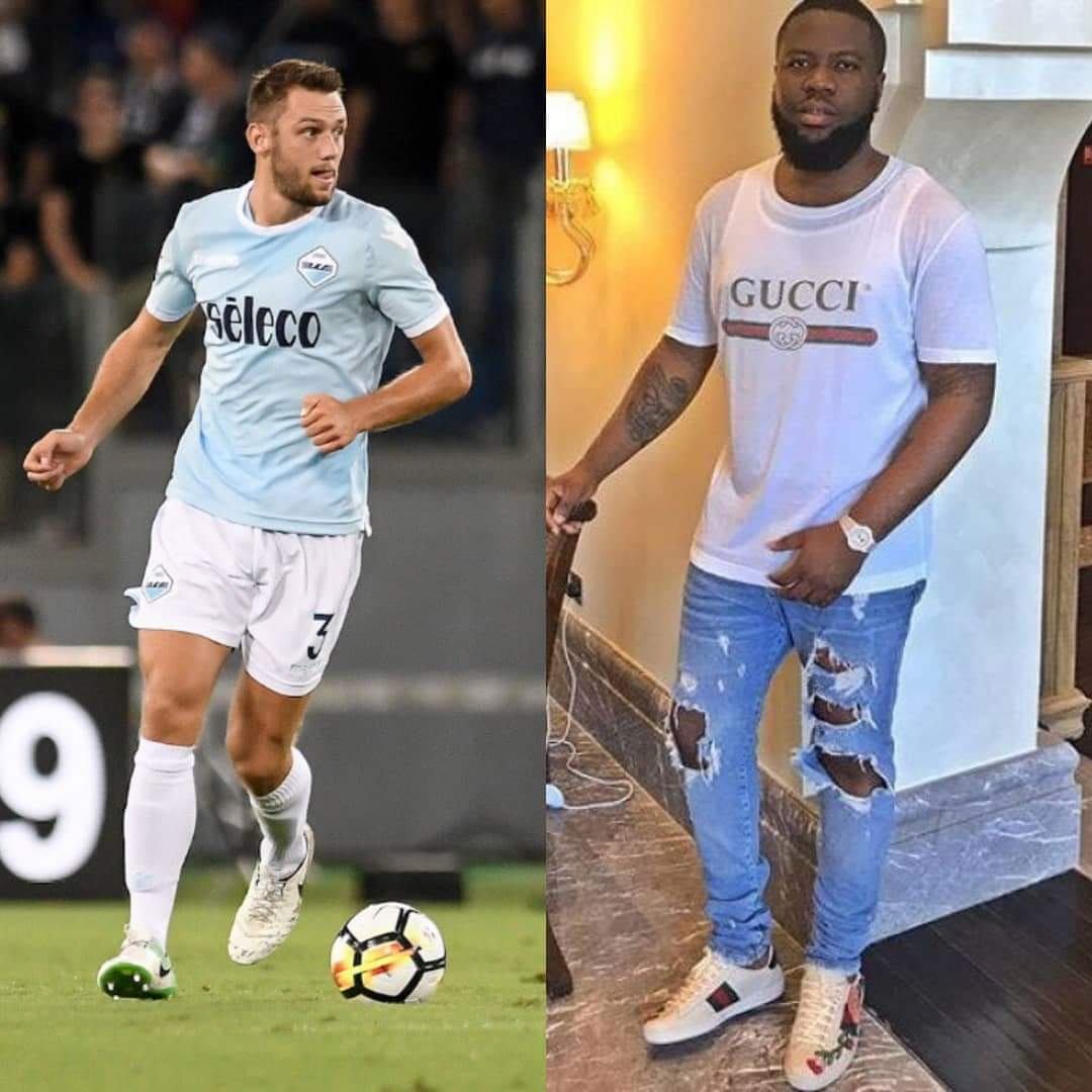 The FBI has revealed that it was Ray hushpuppi and his gang who were responsible for the £2m scam perpetuated on SS Lazio in a payment intended for Feyenoord for Stephan de Vrij.  The infamous scam from 2018 has finally been resolved.   #brilafm <br>http://pic.twitter.com/pc2nWTirvp