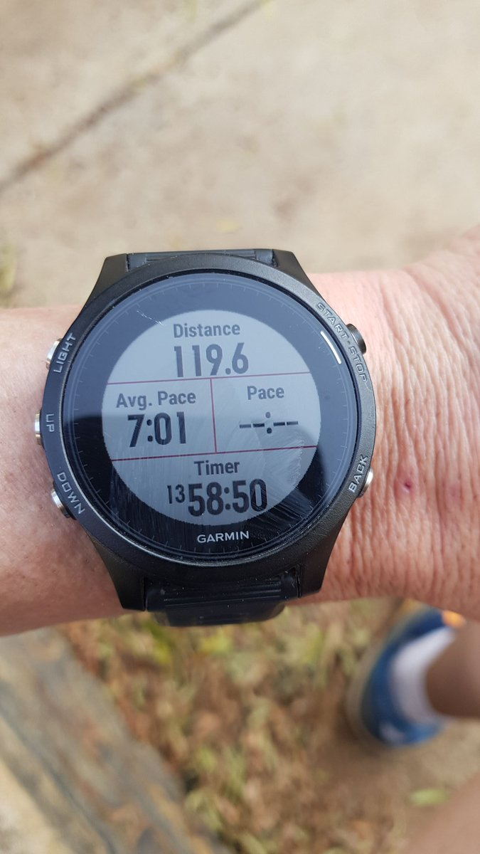 119.6km done. 41.4km left for today running 4 Ernie Els 4 Autism. WE DONT GO THE EXTRA MILE... WE GO A 100 MILES FOR AUTISM. @TheBig_Easy @ElsforAutism_SA @Team_Bestmed @BestmedScheme @Runawaysport   @BosmanCarel @Nicogolfpro @KarenCooper1984 #running4ernieels4autism https://t.co/AzYMJj8vL8
