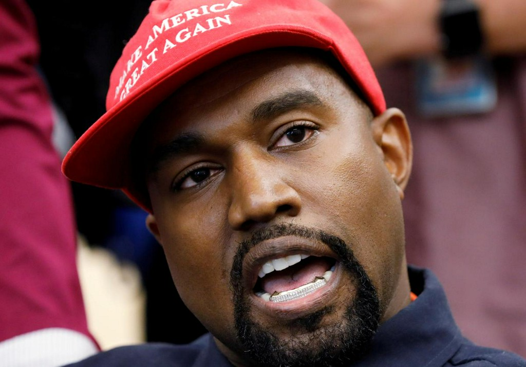 Rapper Kanye West announces U.S. presidential bid on Twitter