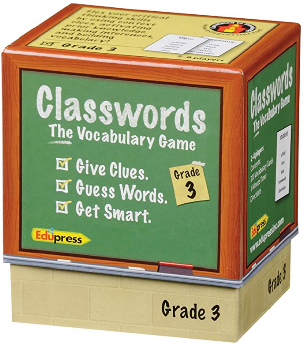 So happy with games like Classwords.   Students can master vocabulary while having fun.   They are ready for the next level of game.   Please consider gifting my students this fun game. If not, we are grateful for your share.   #donate #clearthelist  https://t.co/Zmkuwi6tDG https://t.co/AWCuls30Of