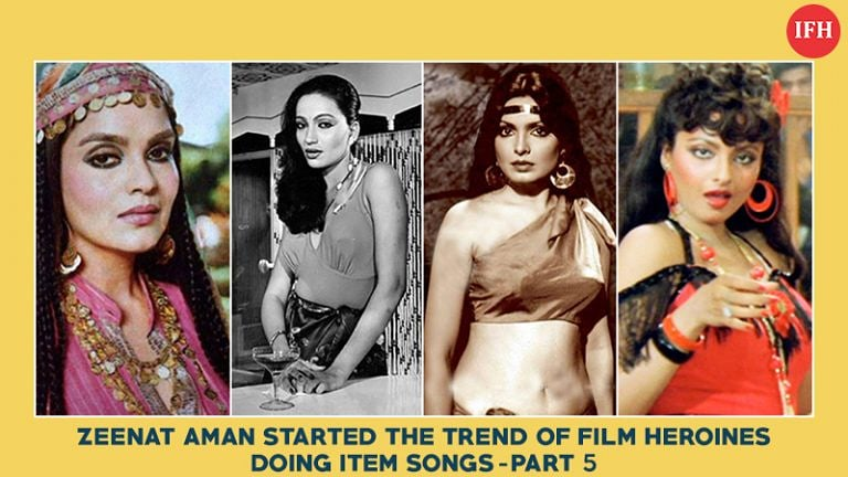#bollywoodclassics⁣ #bollywoodarchives Zeenat Aman Started The Trend Of Film Heroines Doing Item Songs – Part 5 Read the full article on our website⁣ https://www.indianfilmhistory.com/blogs/zeenat-aman-started-the-trend-of-film-heroines-doing-item-songs-part-5-2/ … #oldbollywood #bollywood #retrobollywood #oldisgold  #oldbollywoodsongs #bollywoodmovies #oldhindisongpic.twitter.com/8eJMCdkIzD