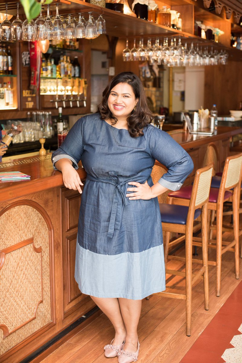 Our Merchandising head talks about how we worked with real people like chef @poojadhingraa to draw eyeballs towards #localbrands & plus size wear. Read it on our Medium blog: https://t.co/oWE1jOc9AC https://t.co/VAMlAonI08