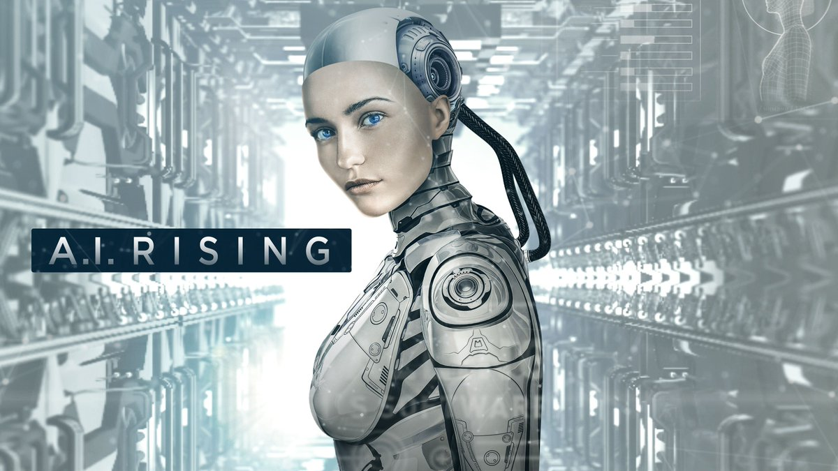 Watching A.I. Rising (2019)   The Ederlezi Corporation pioneers a space mission to the Alpha Centauri in the near future. Ederlezi recruits Milutin, a cosmonaut, and Nimani, an android programmed to grant his desire & tests the limits of human nature.